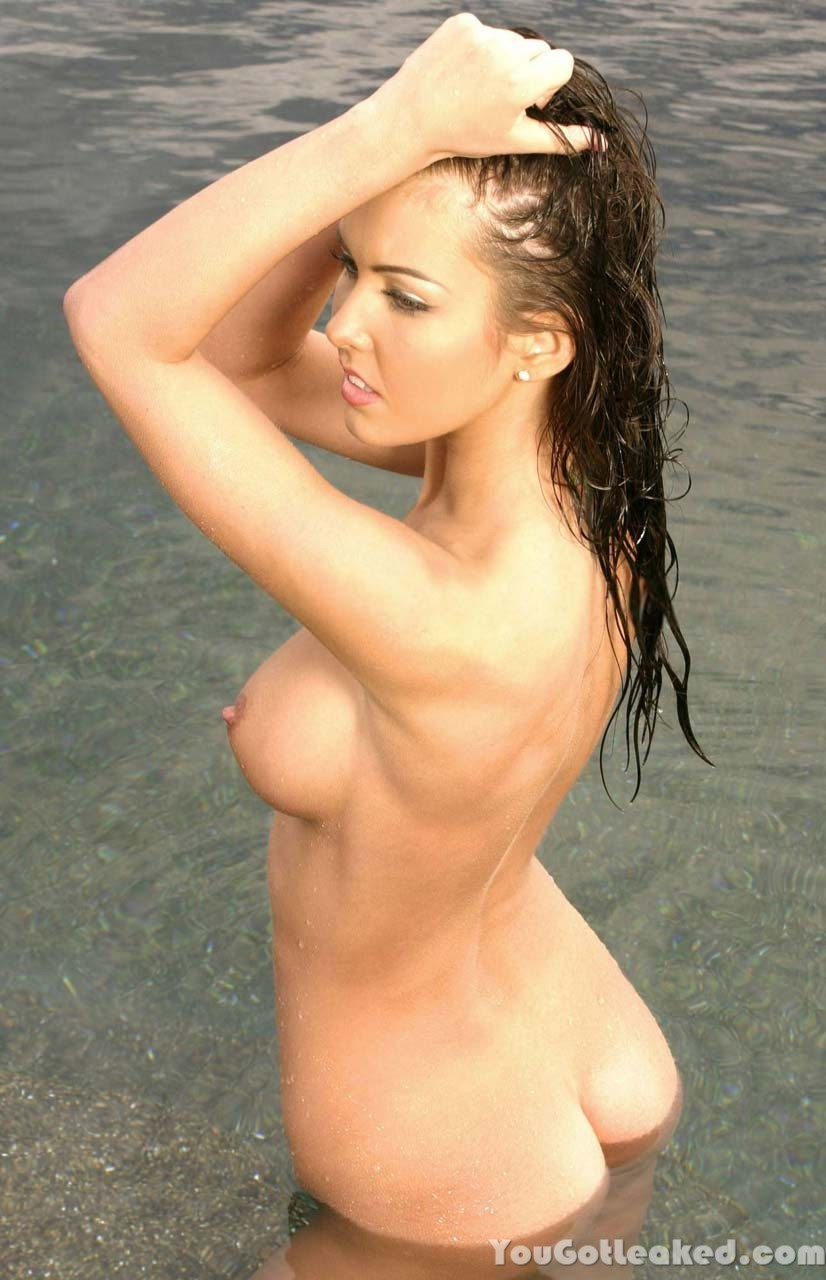 naked audrina posed