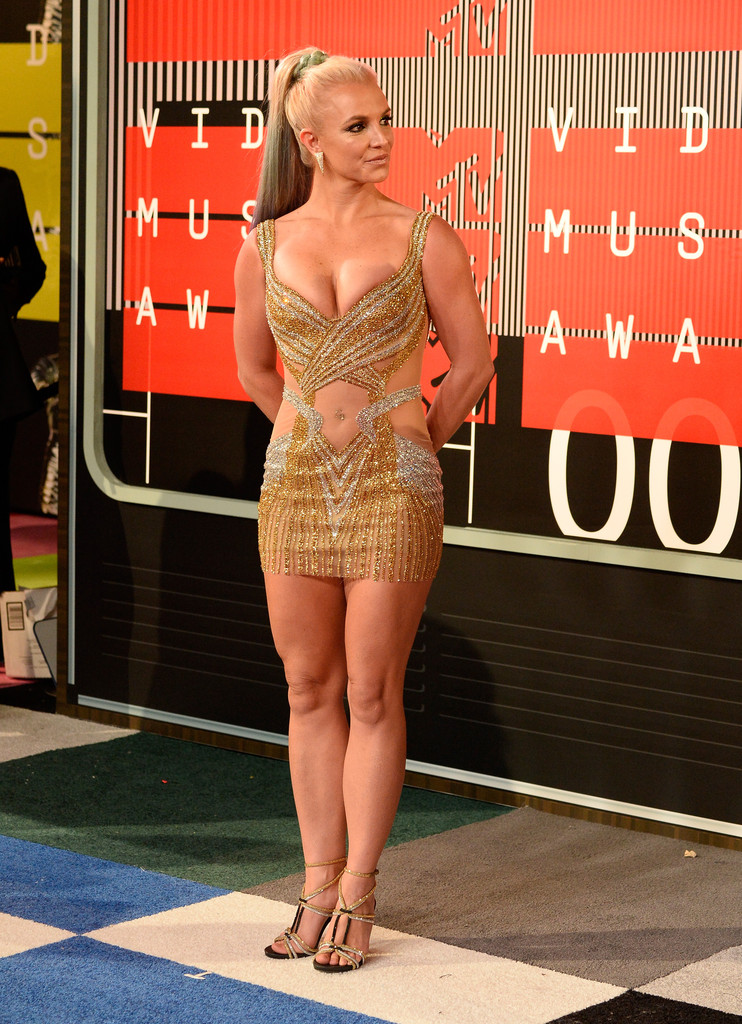 Britney Spears 2015 MTV VMA (3)