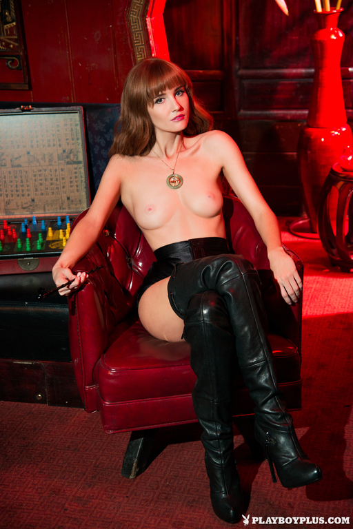 Dominique Jane nude (7)