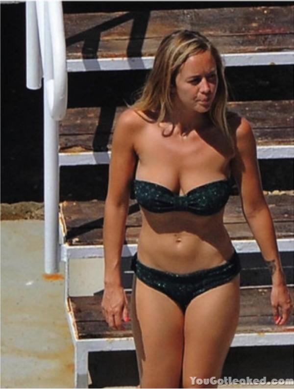 Enora Malagré topless pics  (1)