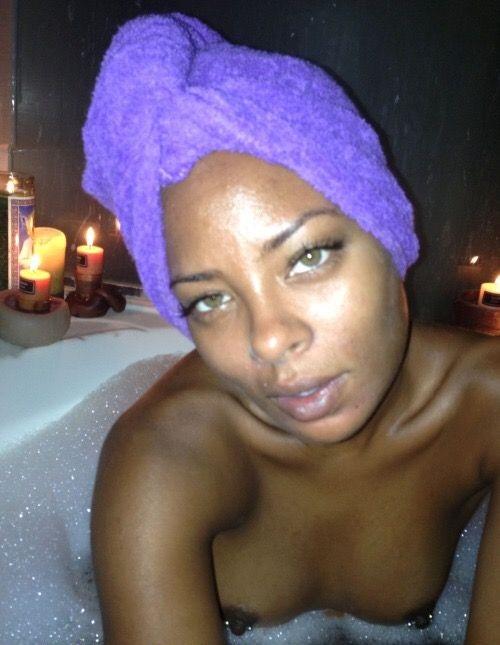 Eva Marcille leaked Photos  (3)
