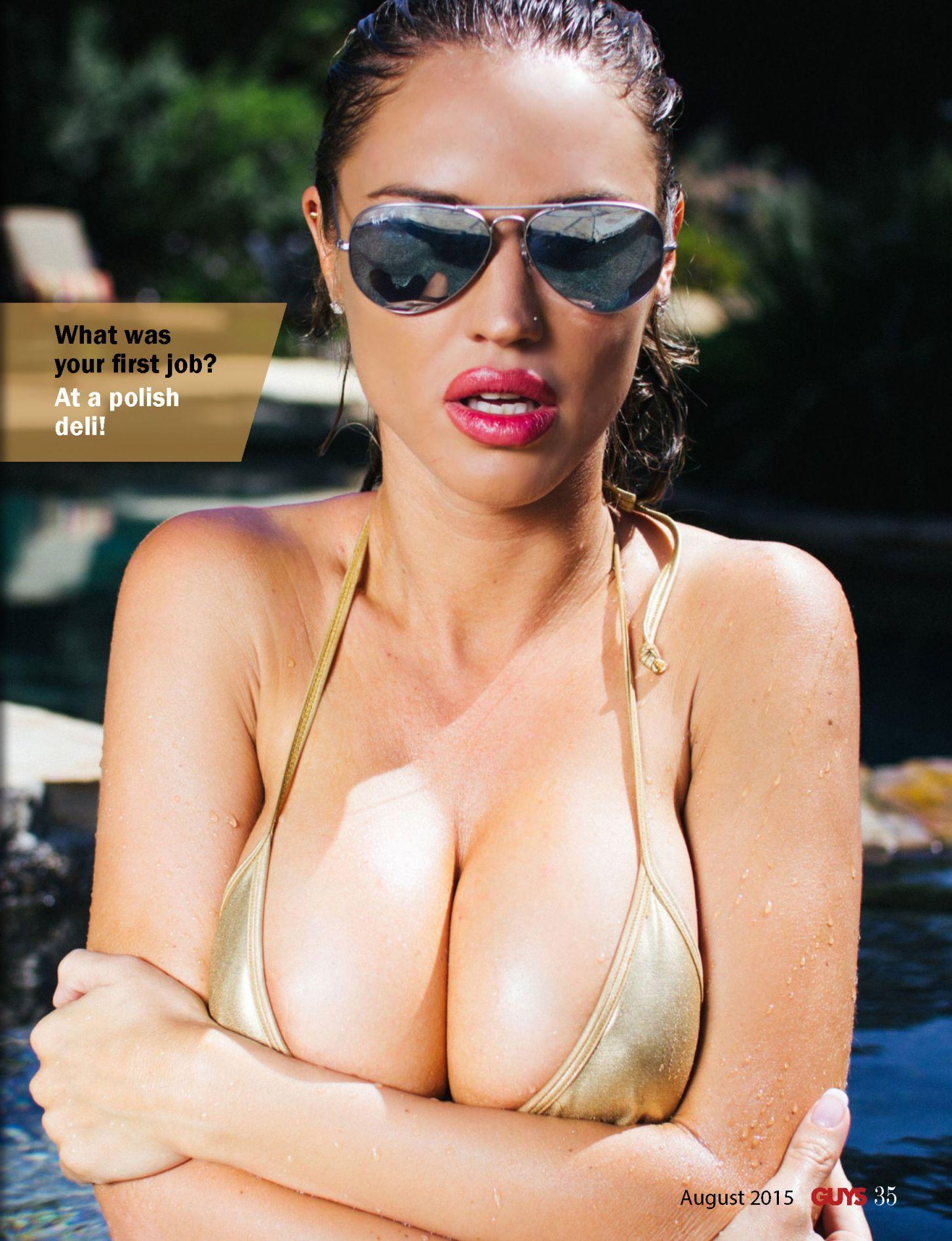 Charlie Riina bikini photoshoot (4)