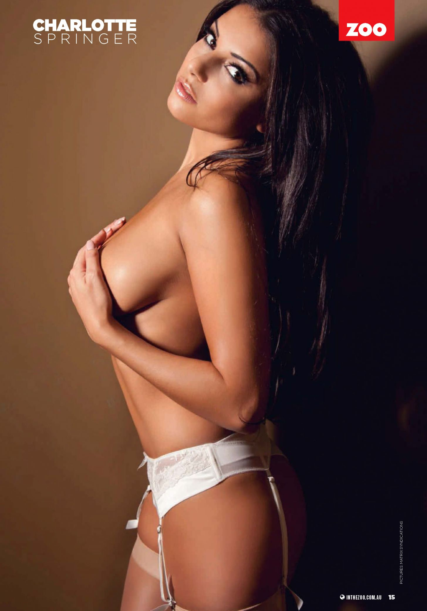 Andrea Elson Nackt charlotte springer sexy photoset – #thefappening