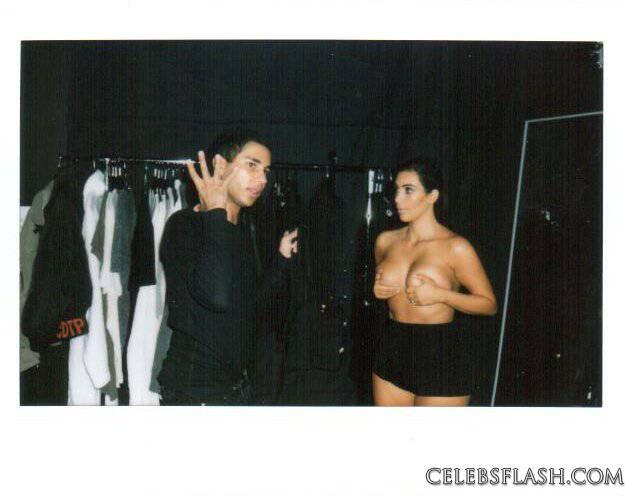 Kim Kardashian leaked photos  (2)