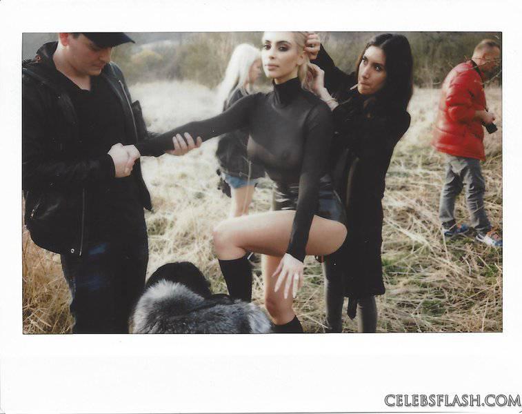 Kim Kardashian leaked photos  (5)