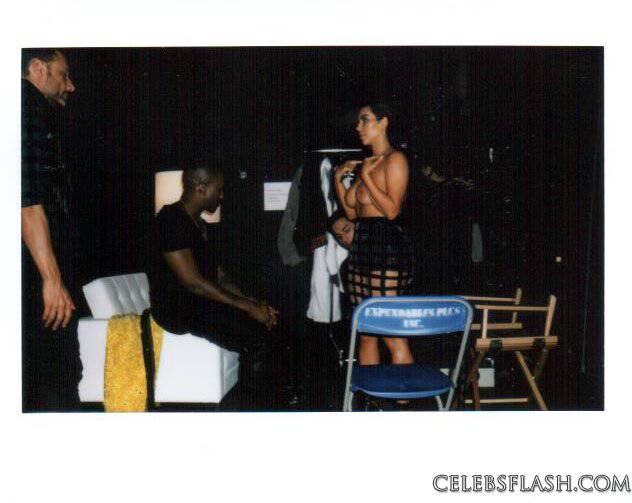 Kim Kardashian leaked photos  (6)