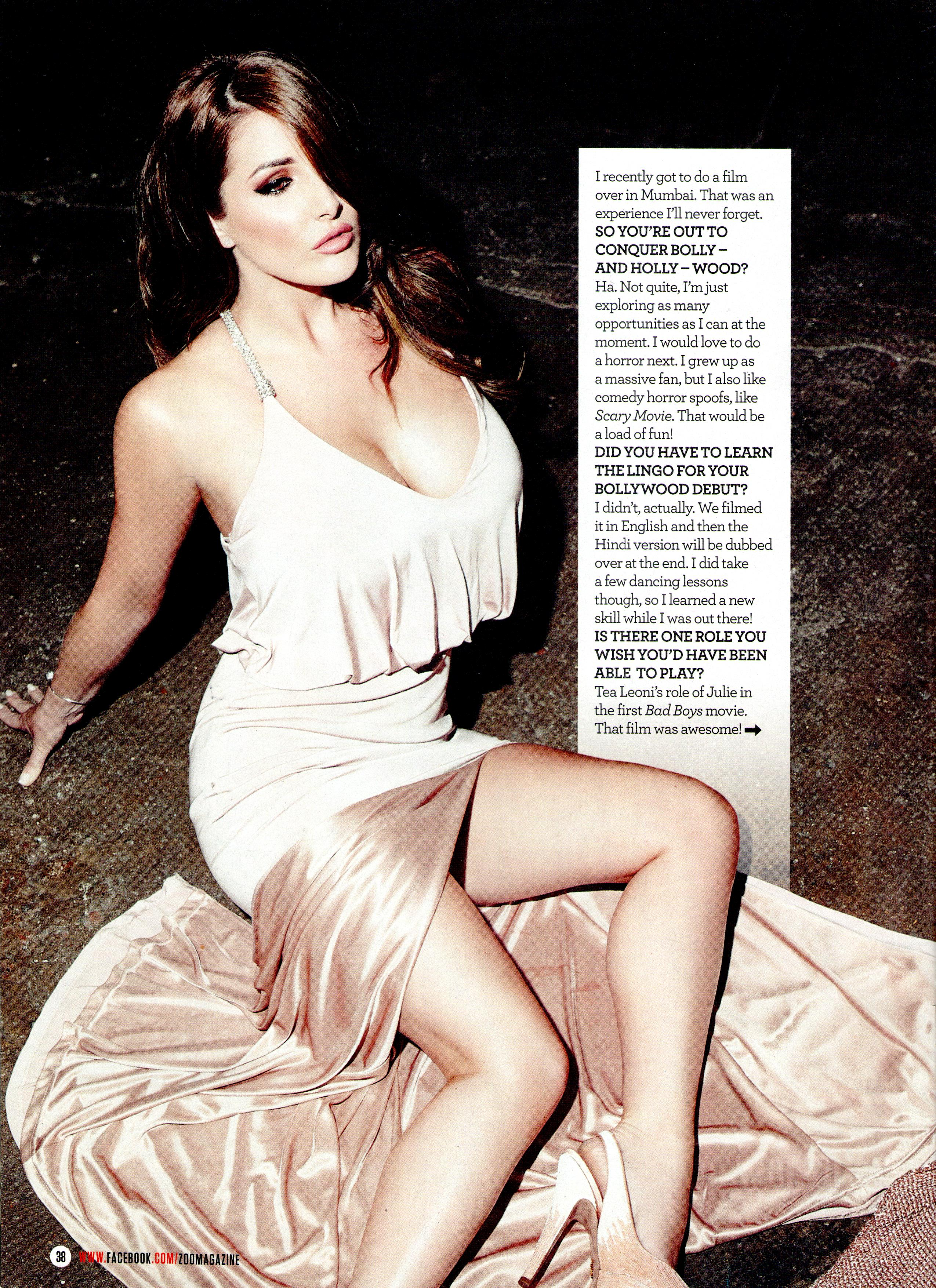 Lucy Pinder – ZOO Magazine – September (3)