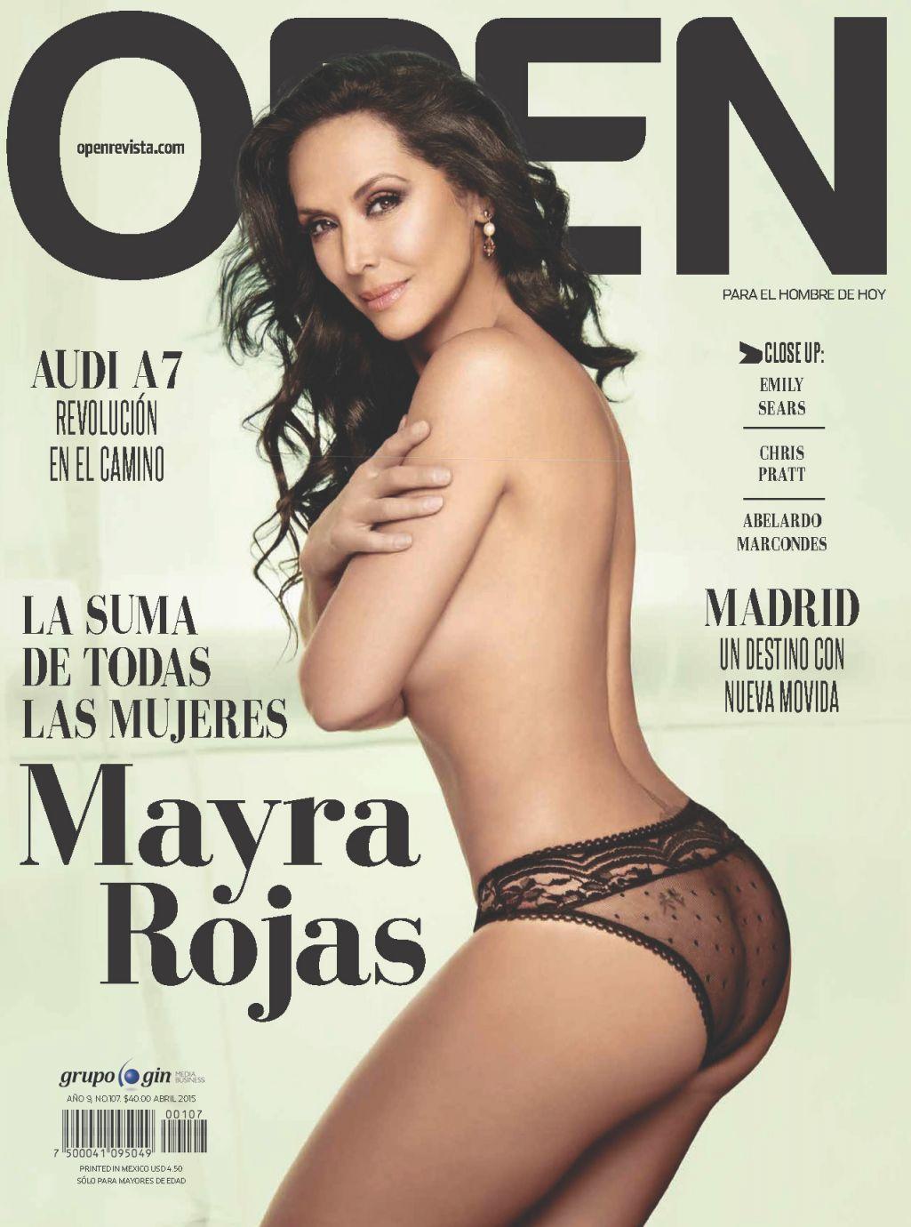 Sexy photoset of mayra rojas