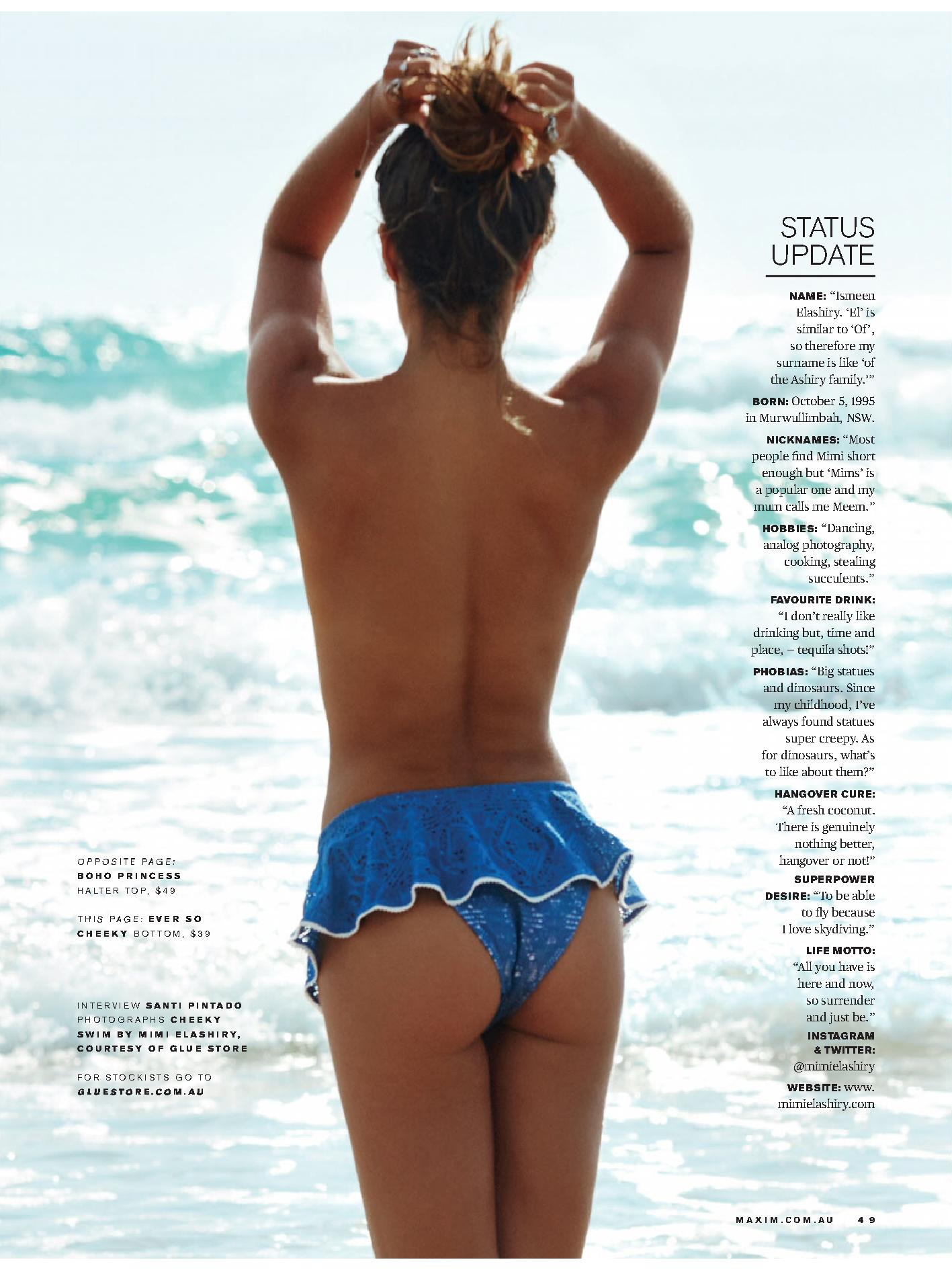 Mimi Elashiry bikini photoshoot  (2)