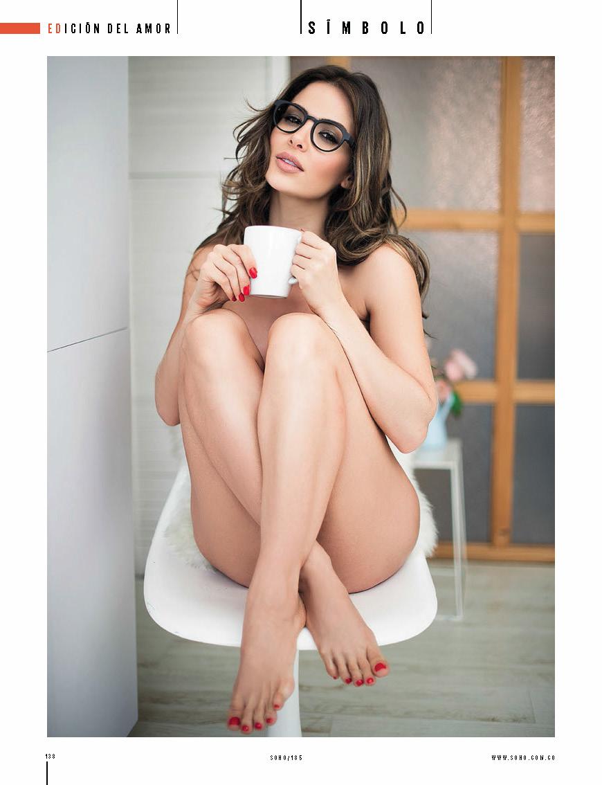 Modelo desnuda de Natalia