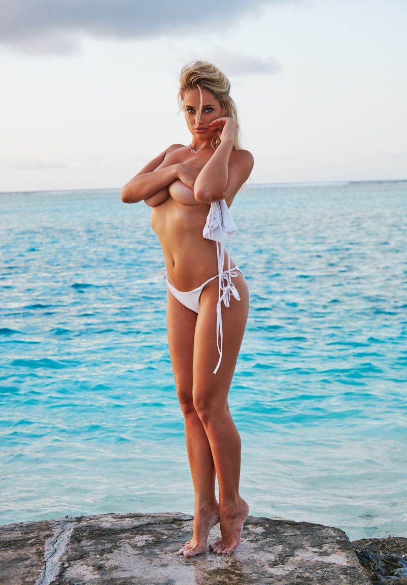 Genevieve Morton Topless - 2019 year