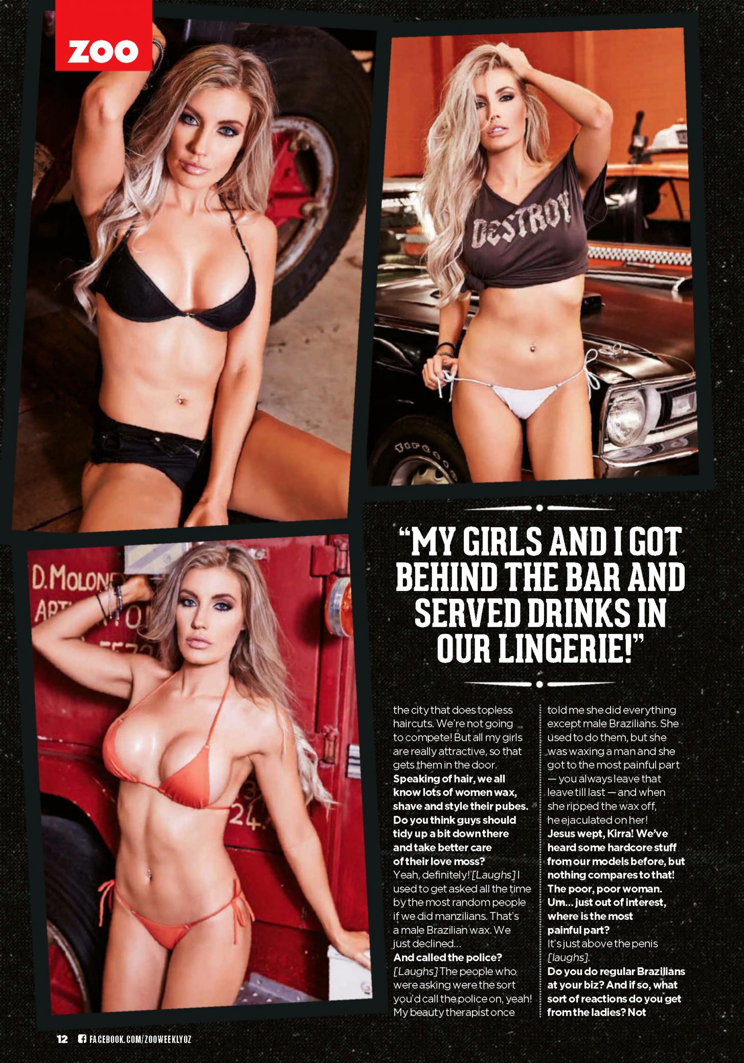 Kirra Longmuir  ZOO magazine (5)