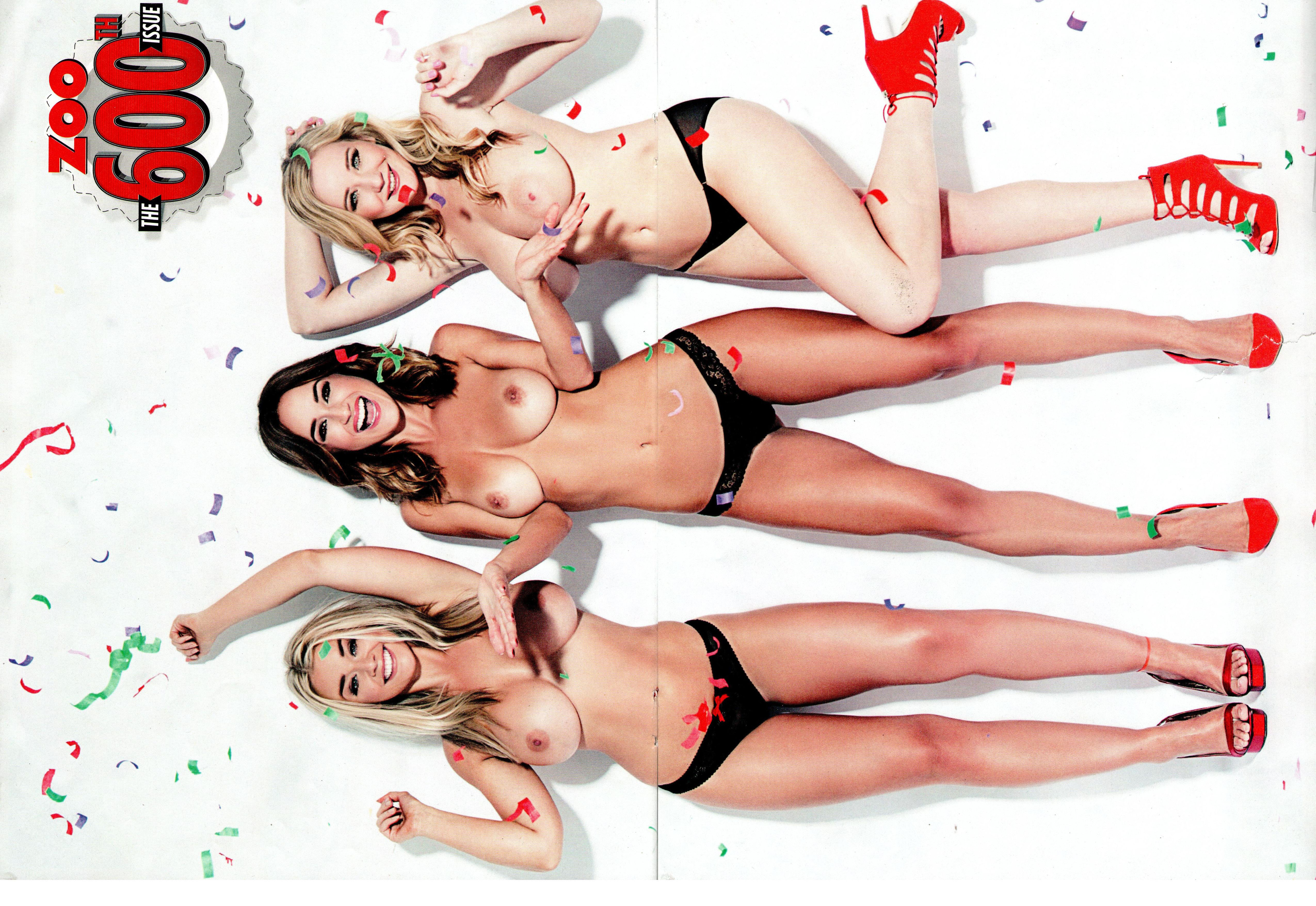 Rosie-Jones-Melissa-Debling-Bethany-Lily-Topless-2
