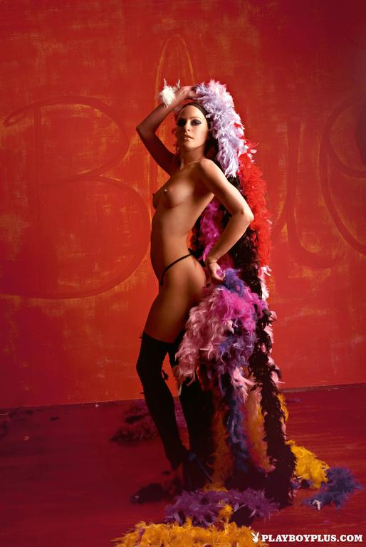 Ana Sakic naked pics  (1)