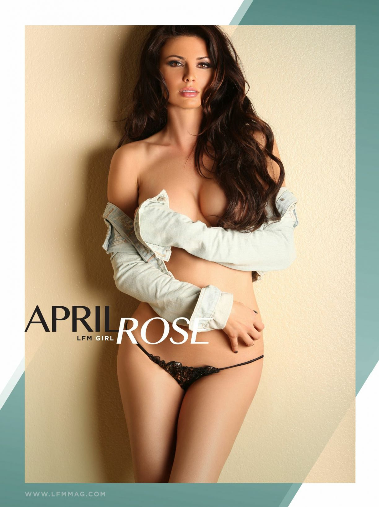 Think, April rose naked sex