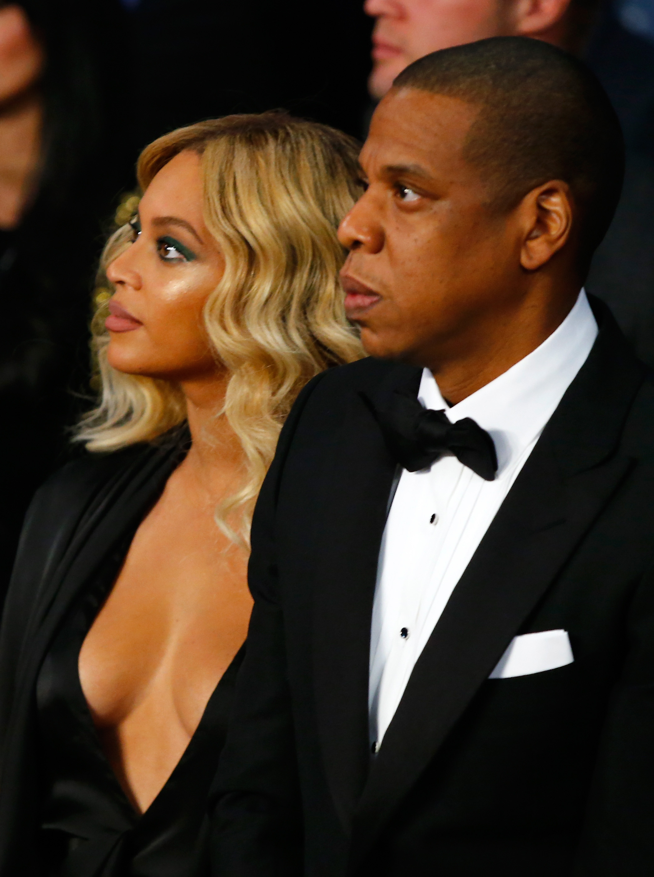 Beyonce Braless pics (3)