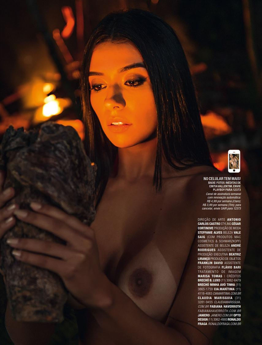 Cintia Vallentim nude photoshoot (2)