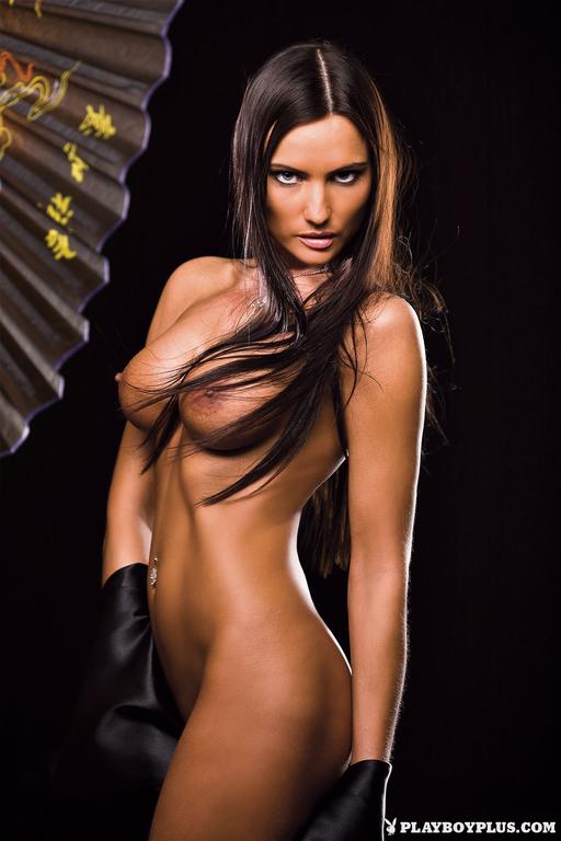 Egle Jurcaite Fischer nude photoshoot (3)