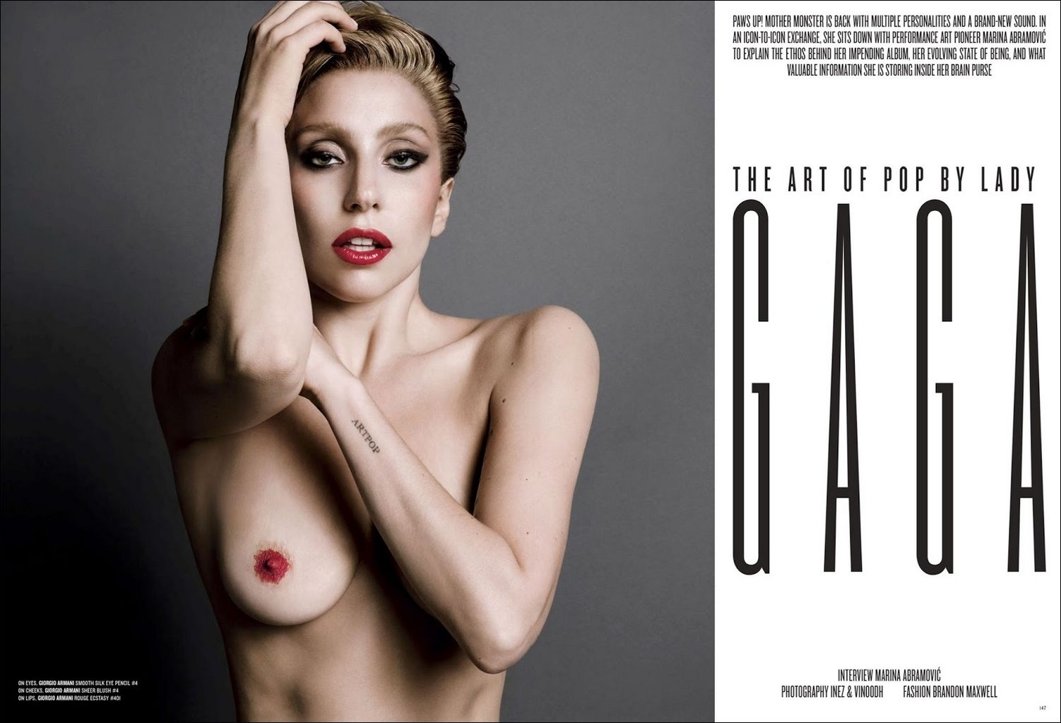 Lady-Gaga-Topless-9