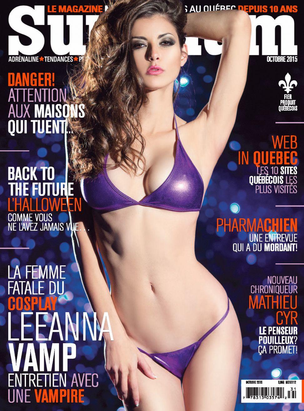 Leeanna Vamp sexy photoshoot (1)