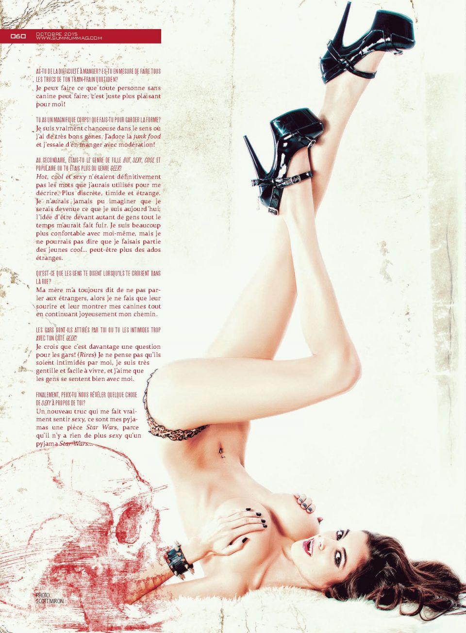 Leeanna Vamp sexy photoshoot (4)