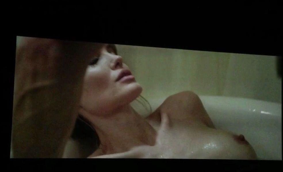 Angelina Jolie Topless 10