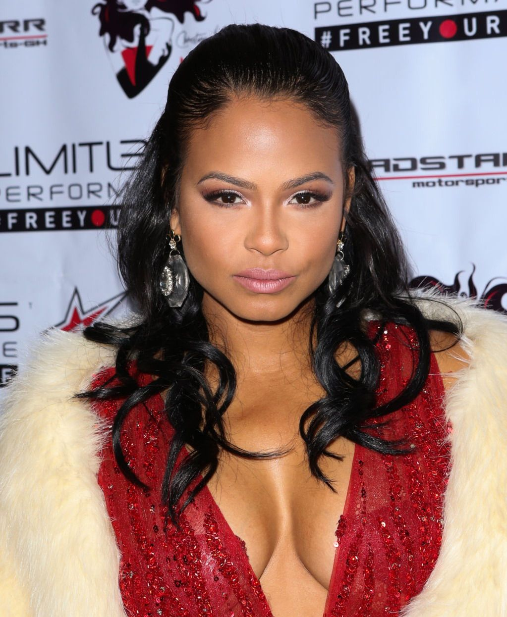Christina-Milian-Cleavage-1