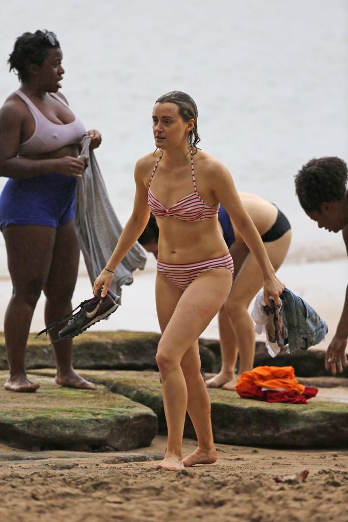 Bikini pics of Taylor Schilling - #TheFappening