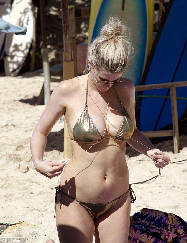 Ashley-James-in-a-Bikini32