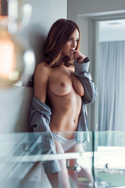 Nude boobs female pov