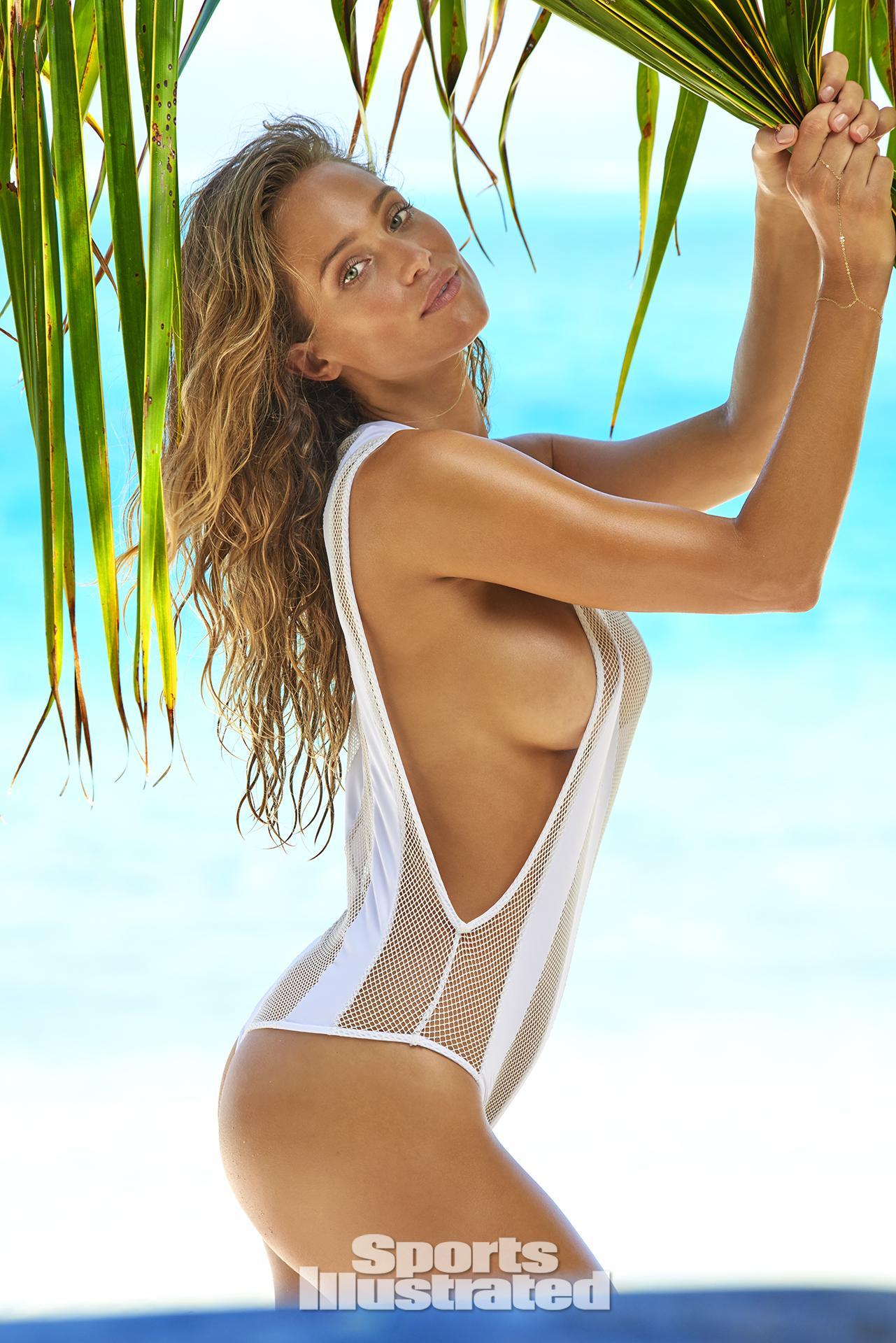 Hannah Davis Sexy Topless 7