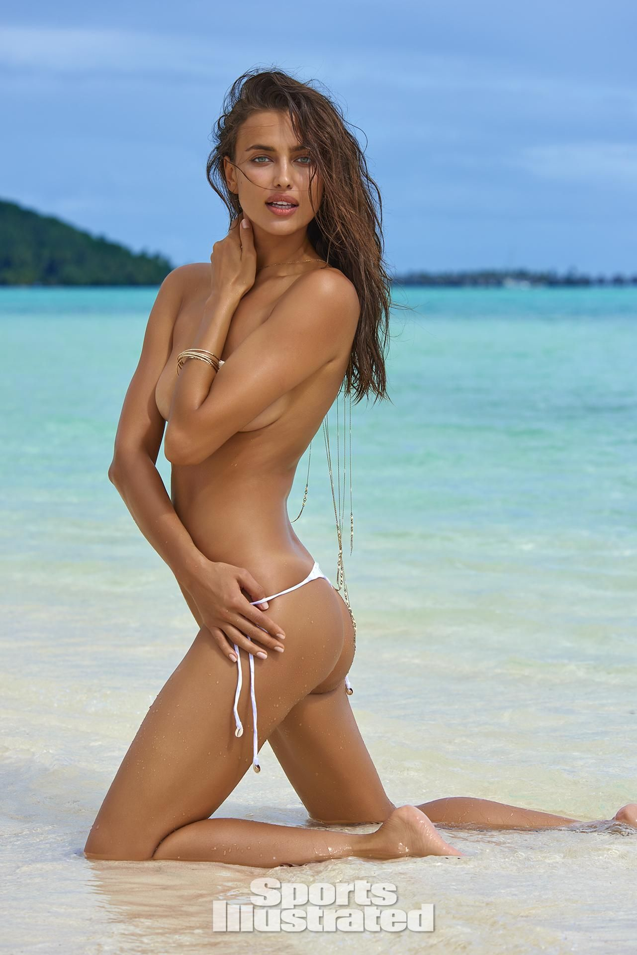 Hot naked irina shayk something
