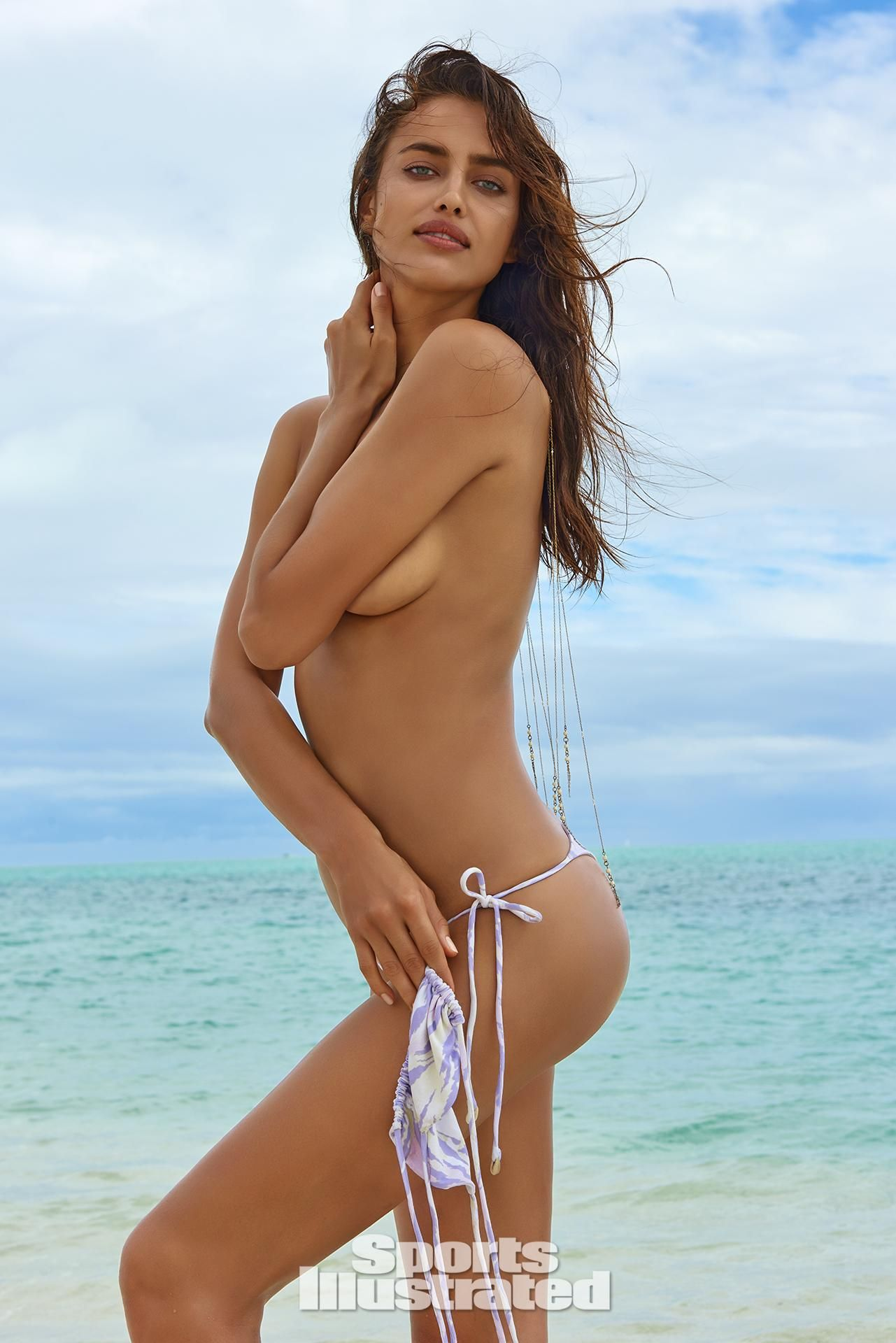 Hot naked irina shayk valuable piece