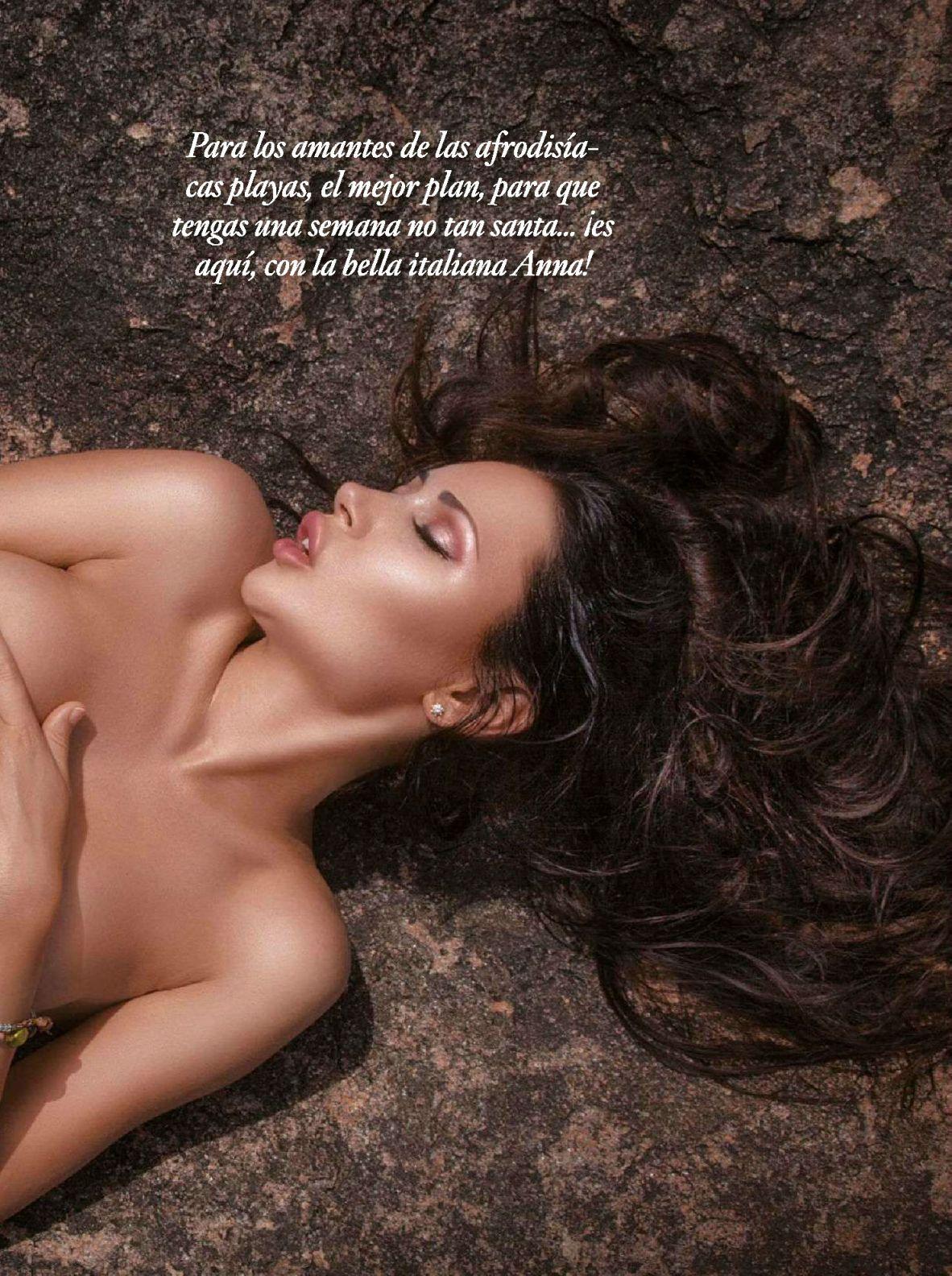 Anna Grigorenko – Playboy Venezuela (15)