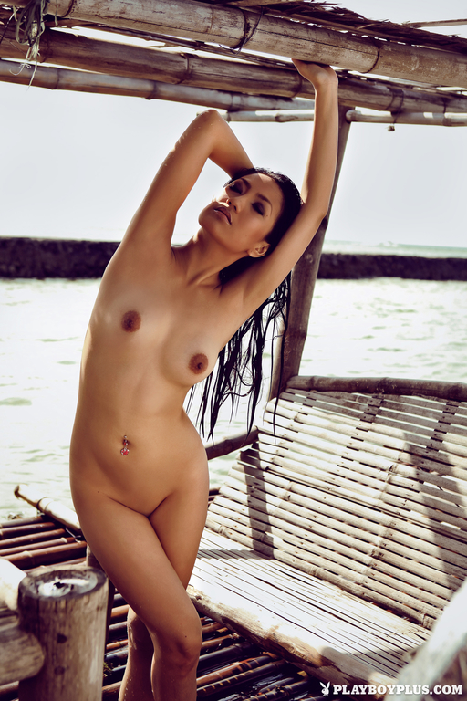 Nude Photoshoot of Gypsy Sarcon – #TheFappening