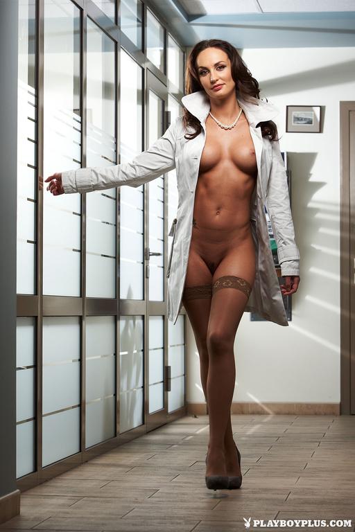 Ieva Budriene – Playboy Lithuania (5)