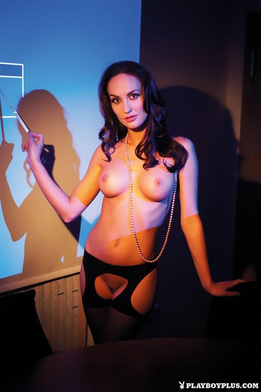 Ieva Budriene – Playboy Lithuania (6)