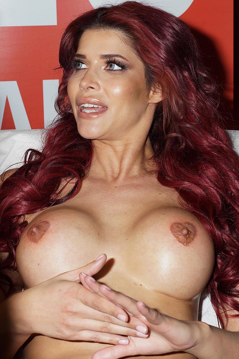 Tattoo heart nipple