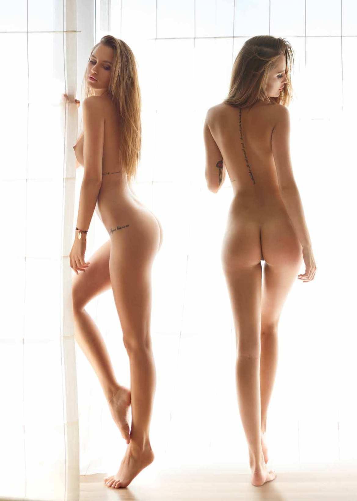 Jessy schram nakt nude