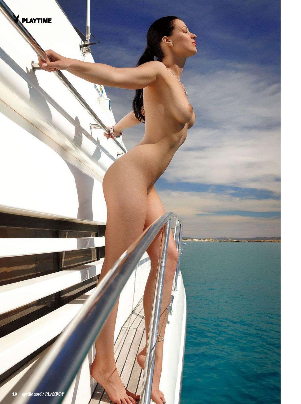 Sabina Jecikaite naked  (5)