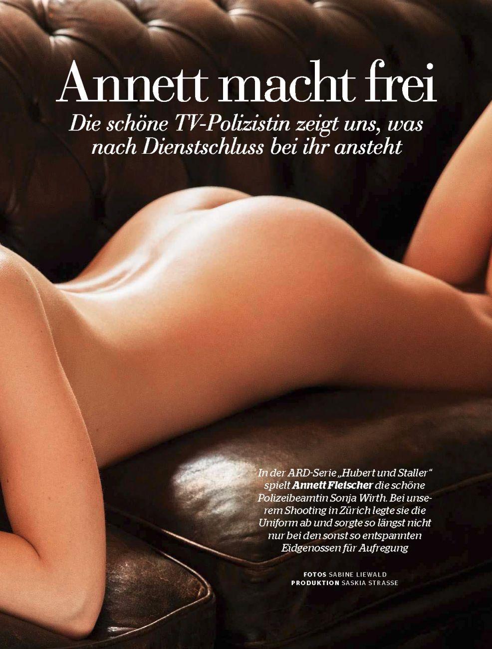 Annett Fletcher naked (1)