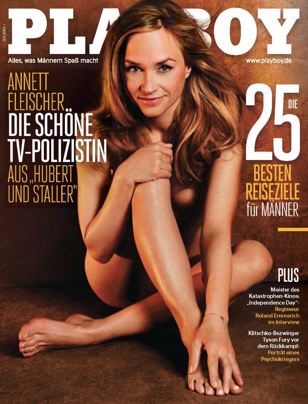 Annett Fletcher naked (2)