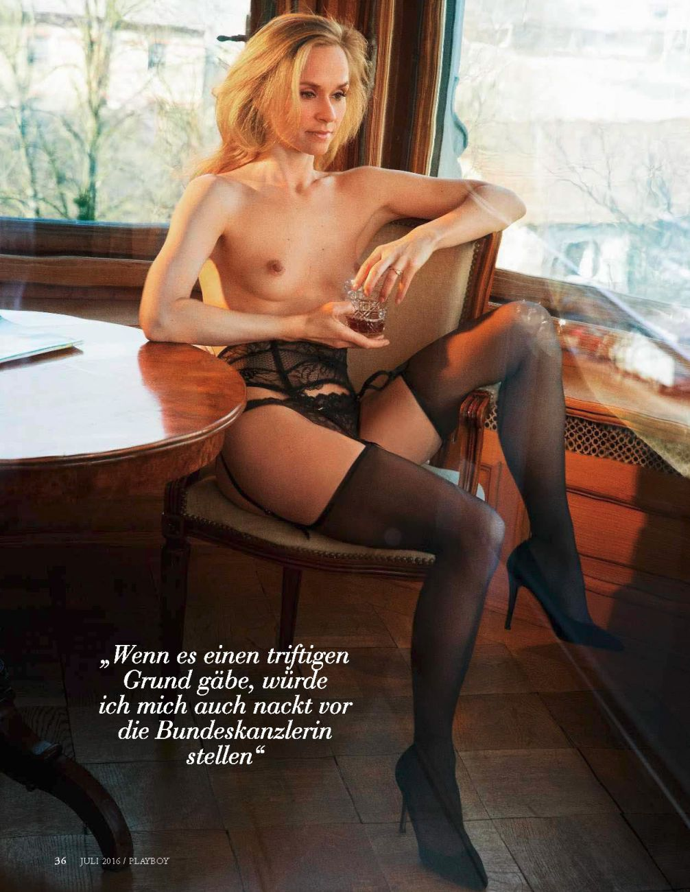 Annett Fletcher naked (3)