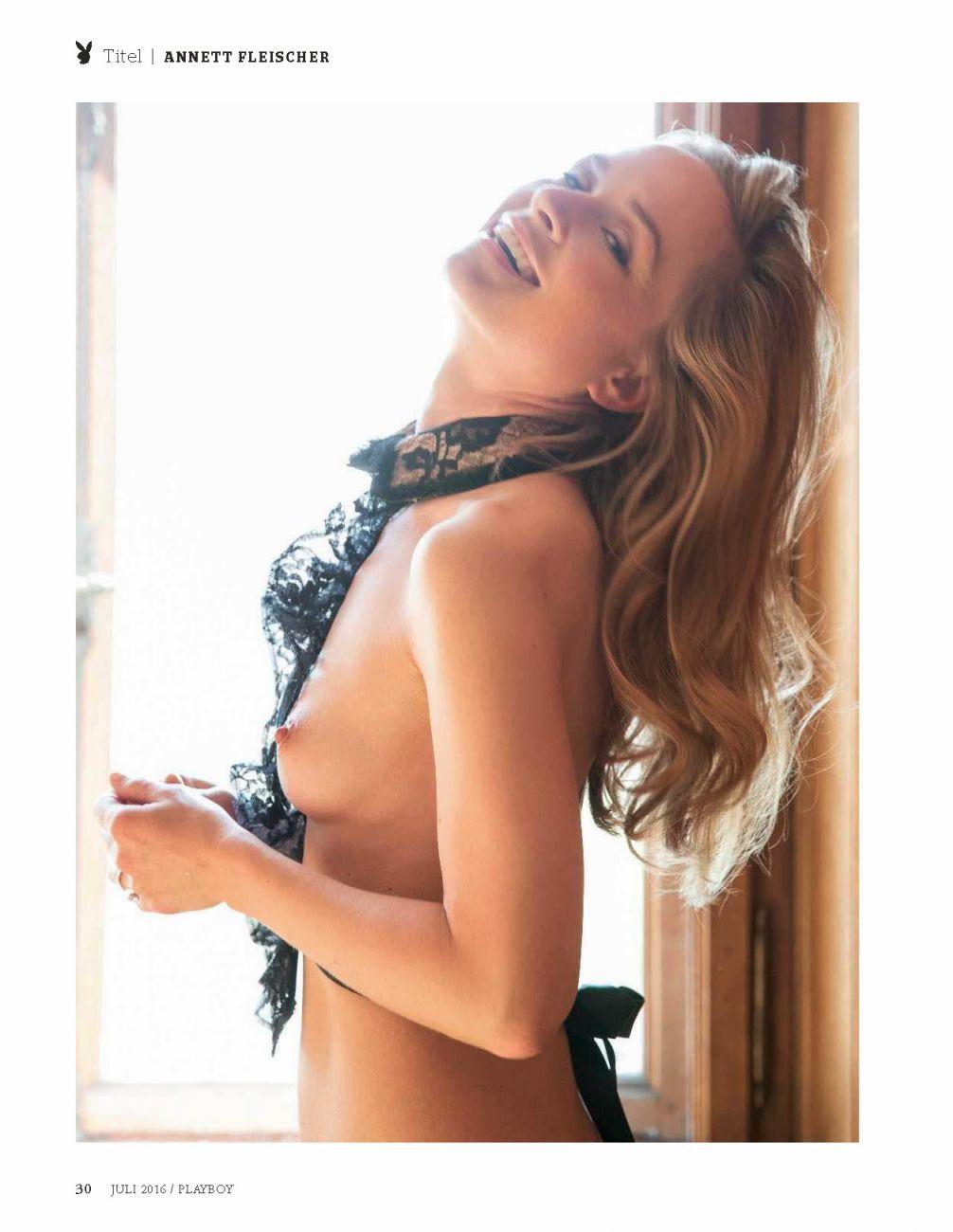 Annett Fletcher naked (6)