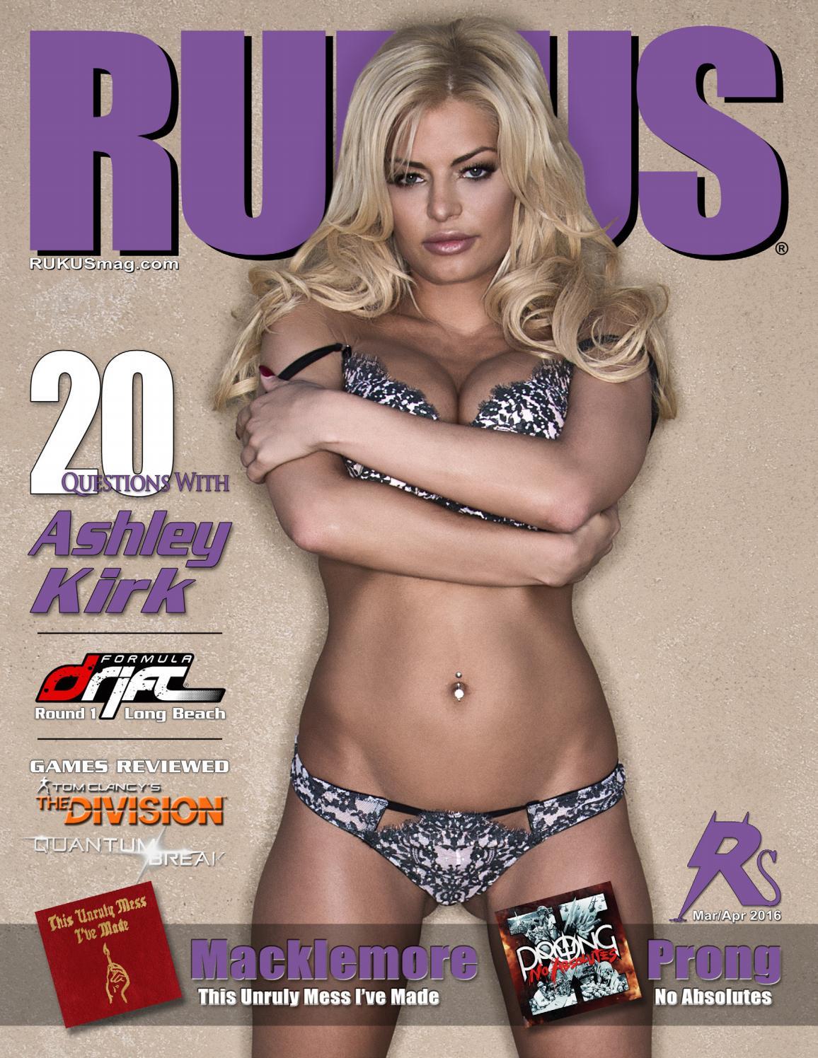 Ashley Kirk bikini (1)