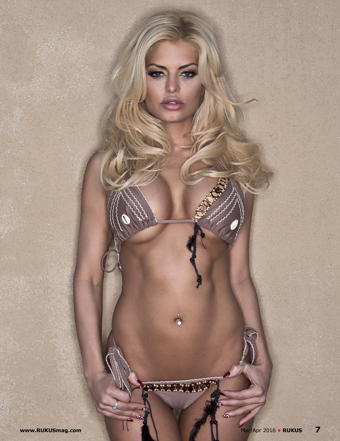 Ashley Kirk bikini (5)