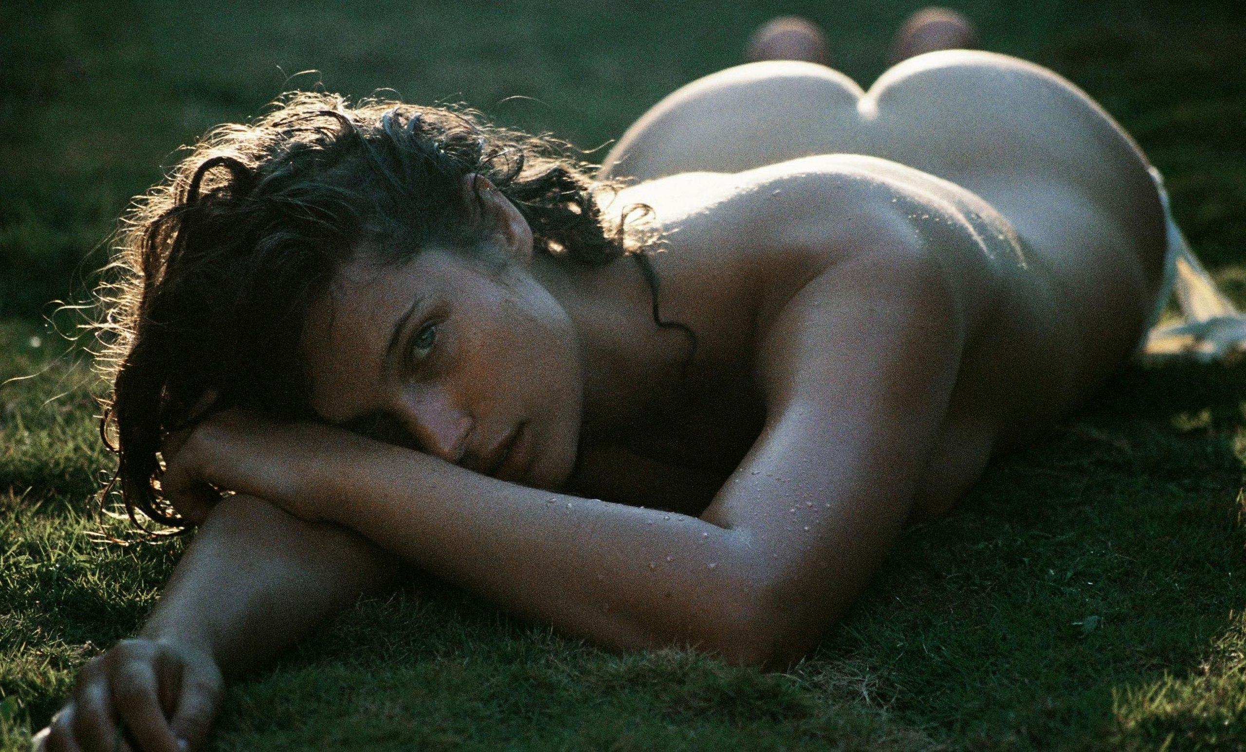Topless Lise Olsen naked (48 foto and video), Topless, Bikini, Feet, legs 2006