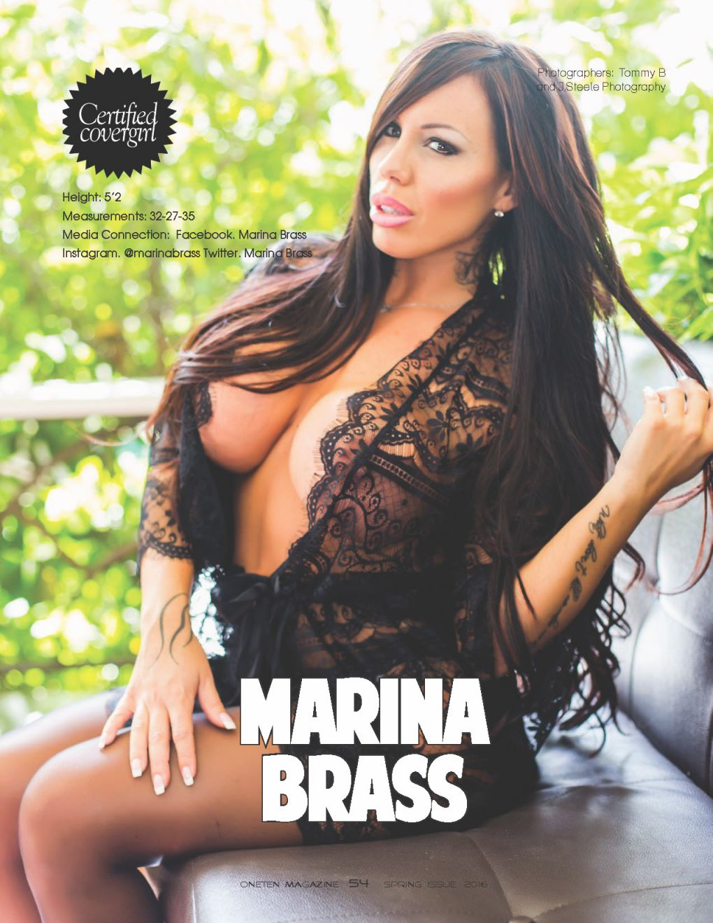 Marina Brass topless (9)