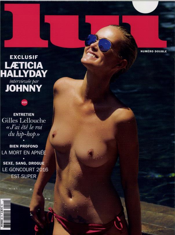 Læticia Hallyday nude (1)