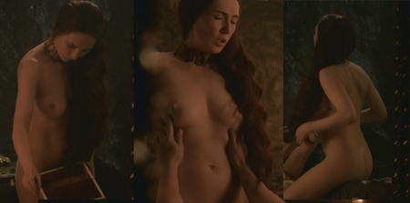 Game Of Thrones Movie Star Carice Van Houten Naked Thefappening